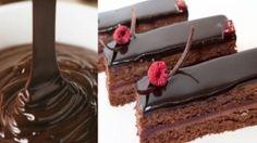შოკოლადის პრიალა მინანქრის 4 საუკეთესო რეცეპტი!