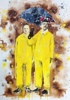 The Breaking Bad Art Project at Gallery 1988 Melrose in LA
