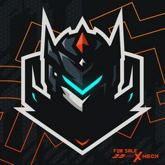MECH 01 Mascot Logo designed by José Rey. Connect with them on Dribbble; the global community for designers and creative professionals. Team Logo Design, Logo Desing, Sport Design, Logo Esport, Art Logo, Logo Free, Gaming Logo, Video Game Logos, Sports Team Logos