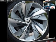 Buick Riviera Concept - Wheels / Rims, 2013, 800x600, 64 of 65