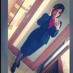 """@gu4ok #flightattendant #stewardess #cabincrew #crewlife #flightcrew #wow #flygirl #hostess #wizzair"" Photo taken by @stewardessworld on Instagram, pinned via the InstaPin iOS App! http://www.instapinapp.com (07/10/2015)"
