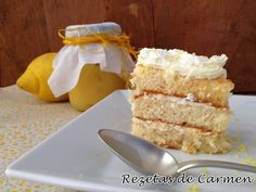 rezetas de carmen: Tiramisú de limón