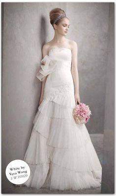 ¡Nuevo vestido publicado!  Vera Wang mod. 351020 ¡por sólo $10000! ¡Ahorra un 44%!   http://www.weddalia.com/mx/tienda-vender-vestido-de-novia/vera-wang-mod-351020/ #VestidosDeNovia vía www.weddalia.com/mx