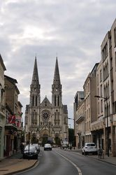 Chateauroux, France I was born there.