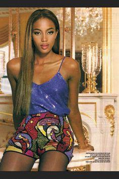 Naomi Campbell 1991
