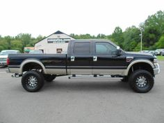 2010 Ford F-350 Super Duty Lariat Crew Cab 4x4 Long Bed **FOR SALE** By E and M AUTO SALES -  Locust Grove, VA