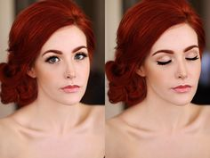 Natural Makeup, Porcelain Skin, Airbrush Makeup, Bold Brows, Updo, Bridesmaid. Hair and Makeup by Sunkissed & Made Up