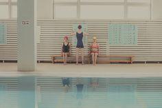 Maria Svarbova.in swimming pool (1)