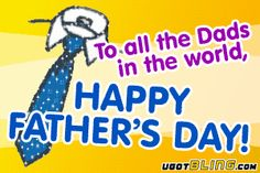 Show Dad love today!