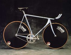 """Cinelli """"Laser"""" and Gilberto Colombo"""
