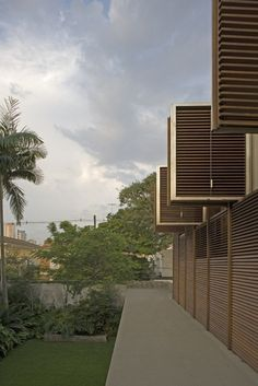 Architecture-Page | Casa Marrom by Isay Weinfeld