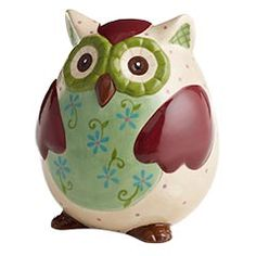 wouldn't want a fun owl accent. Look for owls in fashion, home decor and cute gifts! Owl Nursery, Paint Your Own Pottery, Cute Piggies, Owl Always Love You, Owl Bird, Cute Owl, Pier 1 Imports, Book Crafts, Cute Gifts