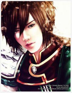 Dynasty Warriors Jiang Wei