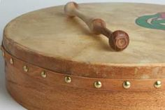 Learn to play the Bodhran