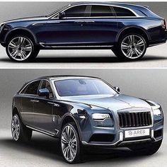 The Beast 😈 Rolls-Royce Ares Lamborghini, Ferrari, Maserati, Bugatti, Bmw, Rolls Royce Suv, Automobile, Lux Cars, Nissan