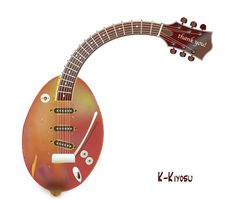 Mango Guitar