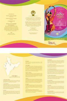 Bollywood Festival brochure