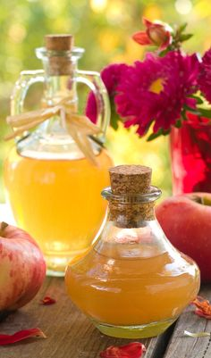 Effects of Apple Cider Vinegar On The Skin