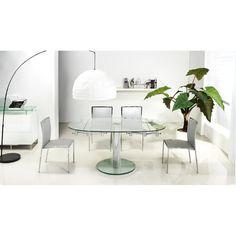 Casabianca Furniture Thao Extendable Dining Table & Reviews | Wayfair