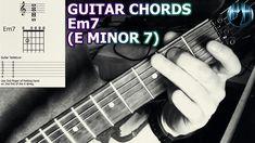 Basic Guitar Chords | Em7 | E Minor 7