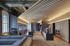Bloomberg Tech Hub | Architect Magazine | IwamotoScott Architecture, San Francisco, Calif., Custom, Light Commercial, Workspace, 2016 AIA San Francisco Design Awards, AIA San Francisco Design Awards 2016