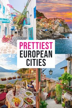 35 bucket list destination in Europe! This ULTIMATE European bucket list is a compilation of various travel writers & what they think should not be missed when you are traveling through Europe. European Vacation, European Destination, European Travel, Europe Bucket List, Bucket List Destinations, Travel Destinations, Travel Deals, Travel Through Europe, Europe Travel Tips