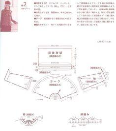 BLUSAS MANGA LONGA (CROCHÊ) - 譕淚らづ寳唄-03 - Picasa Web Album
