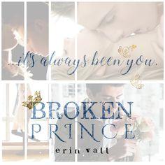 Illustrated Temptations: Broken Prince by Erin Watt Great Books, My Books, Royals Series, Favorite Book Quotes, Book Boyfriends, Cool Wallpaper, Book Nerd, Book Series, Photo Book