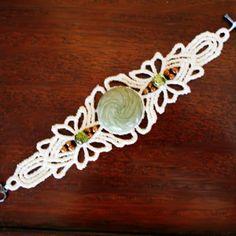 WJ19 - Bracelet Machine Embroidery Design