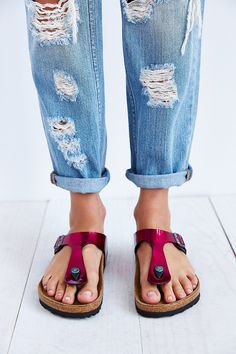 Birkenstock Gizeh Thong Sandal - Urban Outfitters