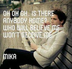 #mika #lyrics