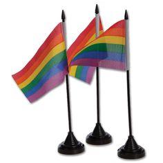 Rainbow Table Flags & Bases