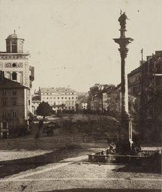Najstarsze zdjęcia Warszawy, jakie widzieliśmy. Stolica przed Powstaniem Styczniowym