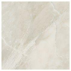 American Olean Mirasol 4-Pack Silver Marble 24-in x 24-in Glazed Porcelain Marble Look Tile in the Tile department at Lowes.com Marble Look Tile, Marble Wall, Marble Floor, Tile Floor, Bath Tiles, Ceramic Wall Tiles, Porcelain Tile, Balcony Tiles, Interior Design