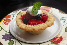 Recipe: Pushing Daisies' Cup Pies — Sugared Nerd