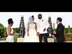 Gabrielle and Dwyane Wade Full Wedding Video - YouTube ♡♡♡ Beautiful unique intimate wedding!