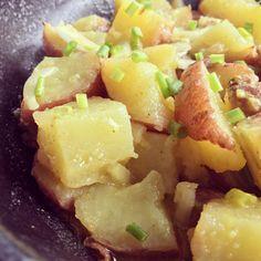 Salade de pommes de