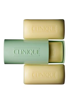 Clinique Three Little Soaps with Travel Dish available at #Nordstrom, or any clinique moisturizers, serums, scrubs