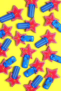 Firecracker Cookies for the 4th of July | Oh Happy Day! | Bloglovin'