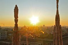 Milan ? Mais pourquoi faire ? Lorsque l'on évoque l'Italie, la capitale lombarde est loin de récolter les suffrages. Un peu froide, moins douce, plus commune, certainement pas assez cli…