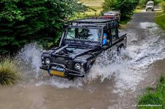 Land Rover Defender 110 Td5 DCH adventure expedition.