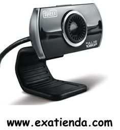 Ya disponible C?mara Sweex webcam USB 2mp full hd   (por sólo 36.95 € IVA incluído):   - Full HD Webcam USB - Resolución:Full HD (1920 × 1080), 16:9 - 2 megapíxeles, enfoque automático y captura de instantáneas - Micrófono integrado - Control de exposición a luz  - Características técnicas: Sensor SNR: 40 dB Sensor dynamic range: 50 dB Sensor responsivity: 0.6 V / lux sec - Resolución de sensor: 1920 x 1200 MP - Tipo de interfaz: USB 2.0  - Vídeo Megapixeles: 2