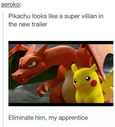 Pikachu is the Sith Emperor! - Imgur