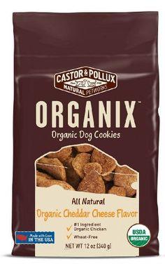 Organix Organic Dog Cookies Treats, Cheddar Cheese Flavor... https://www.amazon.com/dp/B002HQQM66/ref=cm_sw_r_pi_dp_fO3ExbKX43TB5  40 each