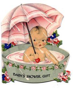 Cute Children Season Greeting Cards – Vintage Images Download