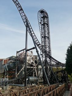 Saw - The Ride | Thorpe Park | Surrey, Greater London, England