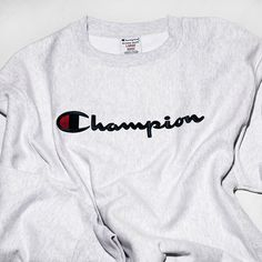 A fresh spin on a modern classic. Introducing our new Reverse Weave® sweatshirt. #ChampionLife
