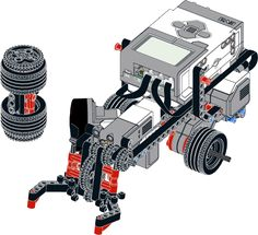 143 Best Robots Images On Pinterest Lego Mindstorms Lego Robot