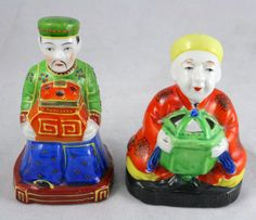 Vintage MidCentury Japanese Ceramic Incense by LuckySevenVintage, $15.00