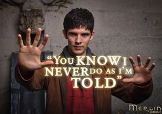 #Merlin Series 5 ... I hate having to wait for BBC America!
